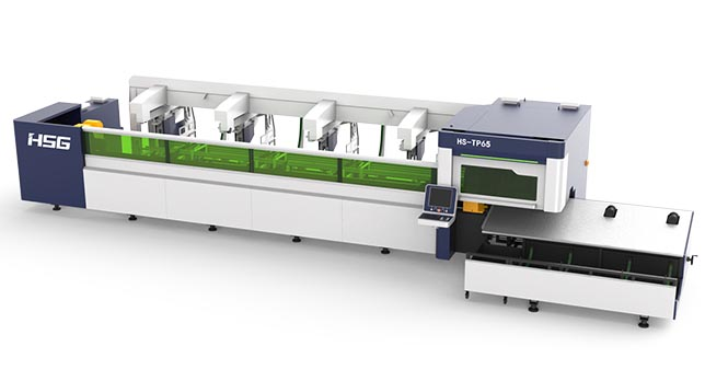 TP-Series HS-TP65 5 axis Professional Tube Cutting